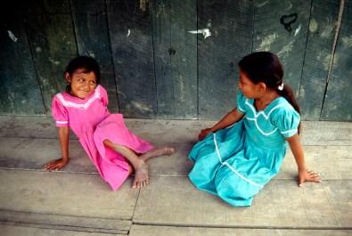 Sisters, San Jose, Belize