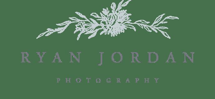 Wedding Photographer Branding // Ryan Jordan Photography by Sarah Ann Design