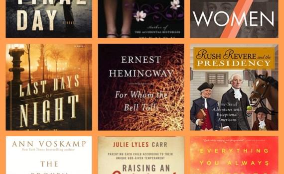 Bookshelf: February 2017