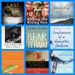 July 2017 Bookshelf