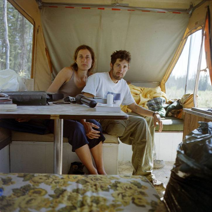 Devon and Adina - 2004 - 10 x 10 - Chromogenic Print