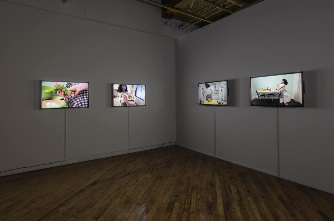 The Kitchen - 2016 - Install Shot - Photo courtesy of G44 Centre for Contemporary Photography, Toronto