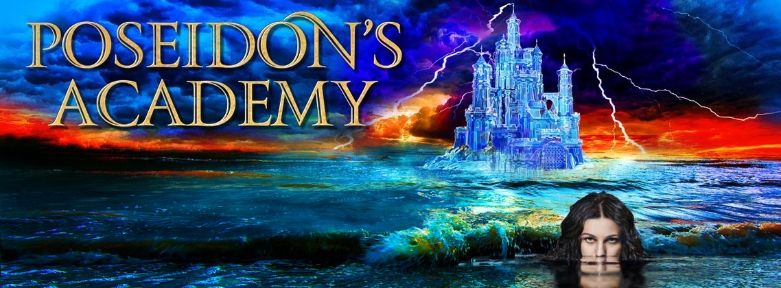 Poseidons Academy Banner