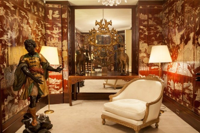 Inside Coco Chanel S Apartment