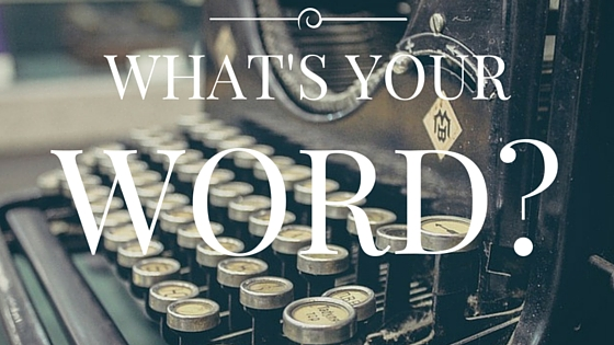 What's Your Word?