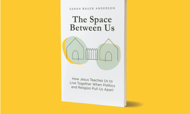 3 Weeks of Small Group Questions For The Space Between Us