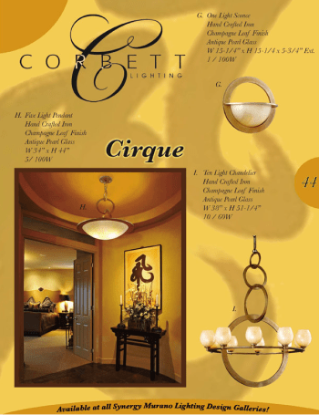 Corbett Lighting