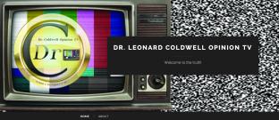 www.drcoldwellopinion.tv banner