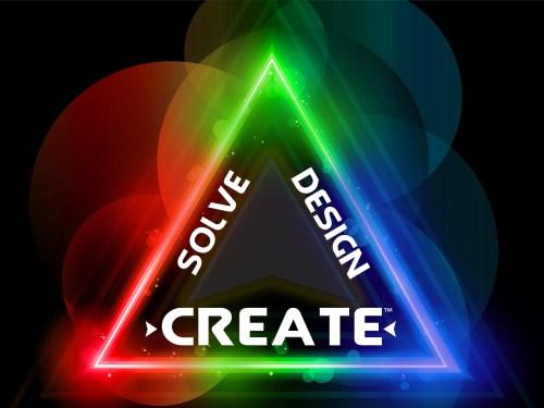 Solve Design Create