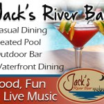 Jack's River Bar Banner