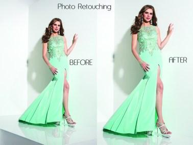 retouching