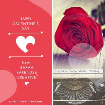 Valentine's meme 2018 Sarah Barendse