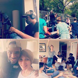 New York Video Shoot