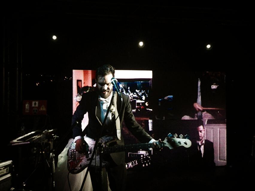 Venezuelan rock n roll wedding