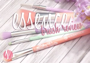 essence Brush review