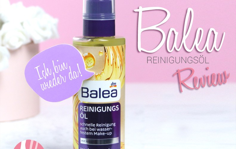 Balea dm Reinigungsöl Review