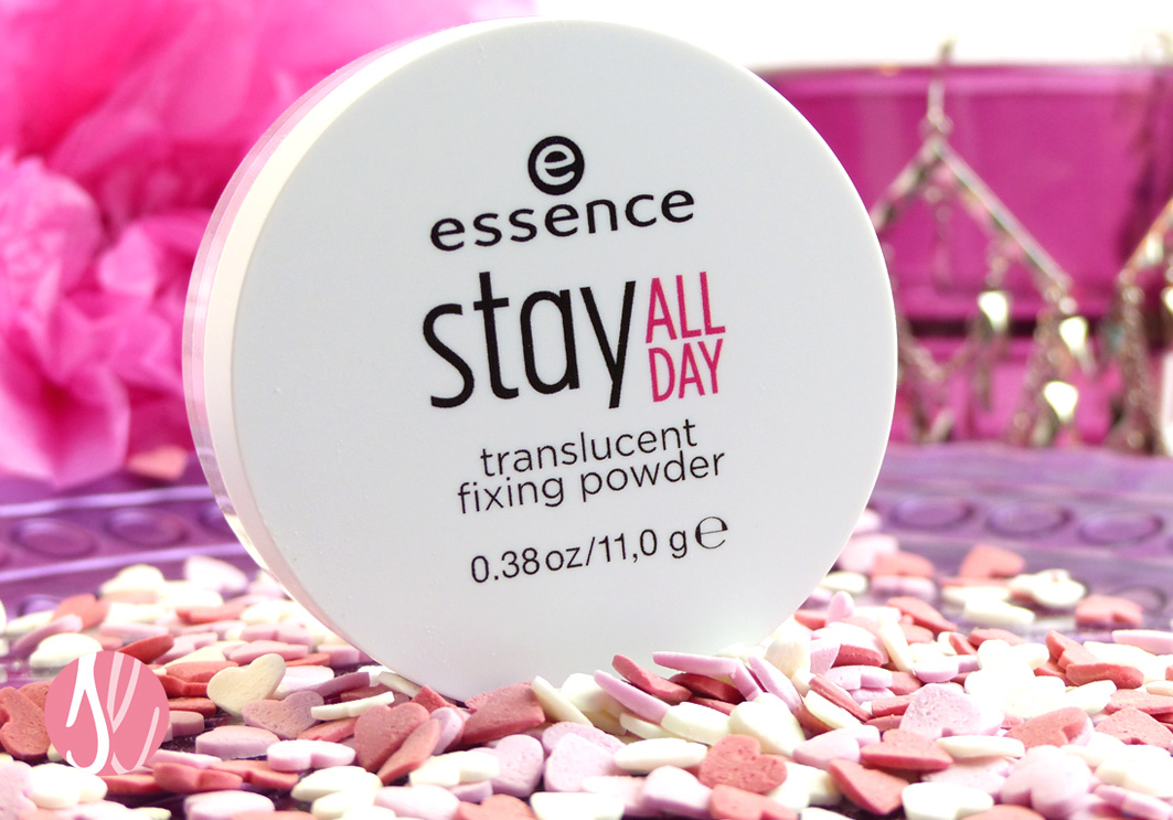 essence // Stay All Day Translucent Fixing Powder