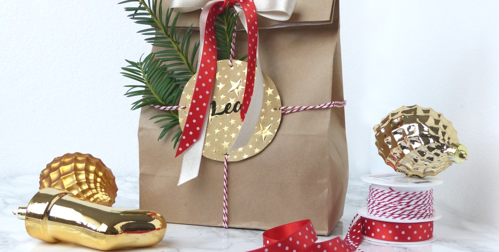 dm Weihnachtsaktion Glory Christmas Bag