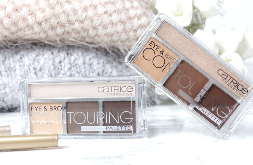 Strahlender Augenblick mit der Eye & Brow Contouring Palette by CATRICE