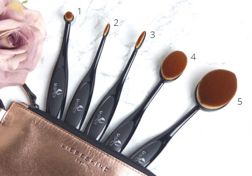 Oval Brush Artis Dupe USpicy