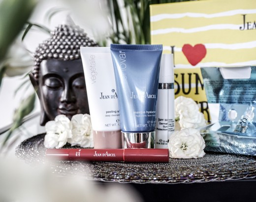 Jean D´Arcel I love Summer Box