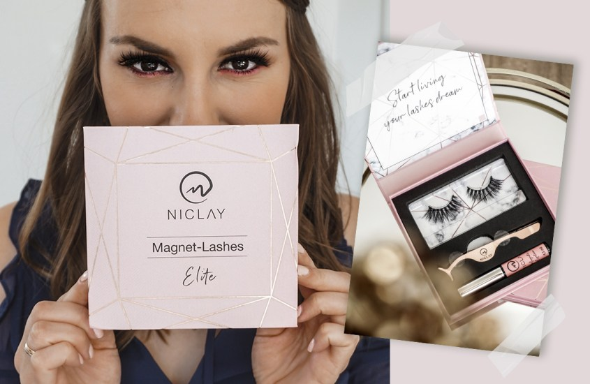 game changer: Magnet-Lashes by NICLAY