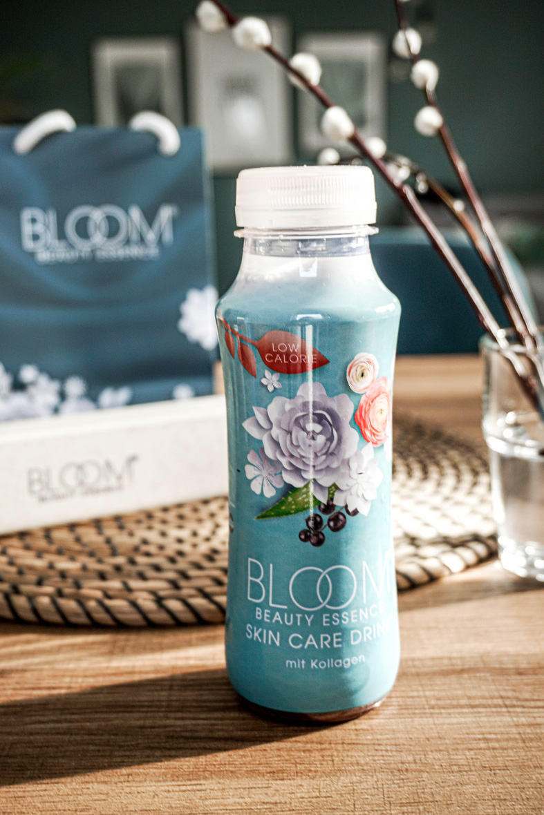 bloom beauty essence drink