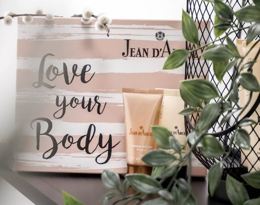 Jean DArcel Love Your Body Box