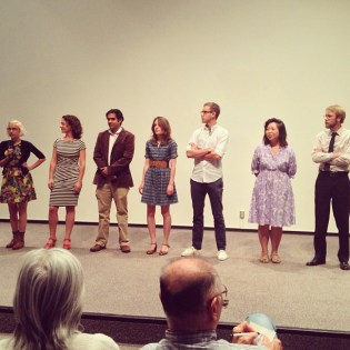 Thesis Screening Q&A