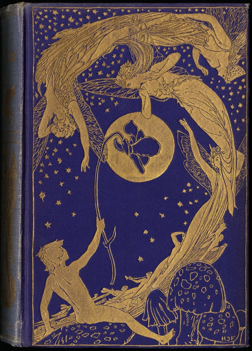 Violet Fairy Book. 1901.