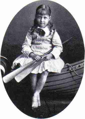 Princess Marie or May of Hesse-Darmstadt. July, 1878