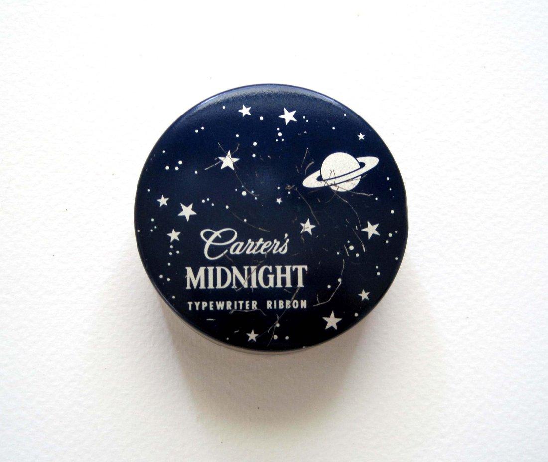 """""""Midnight"""". Carter's."""