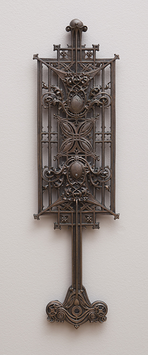 Baluster, from the Schlesinger and Mayer Store, Chicago.