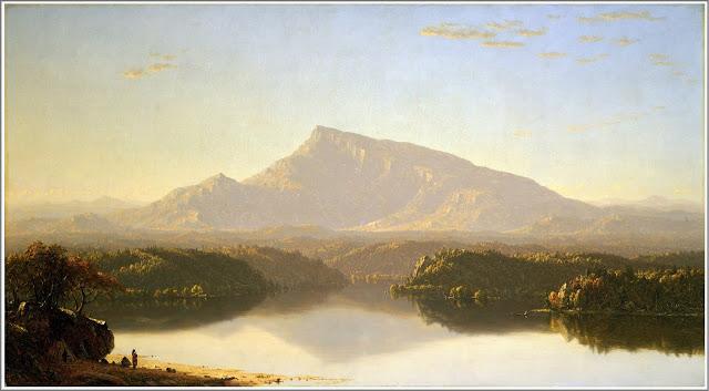 """""""Wilderness."""" 1860."""