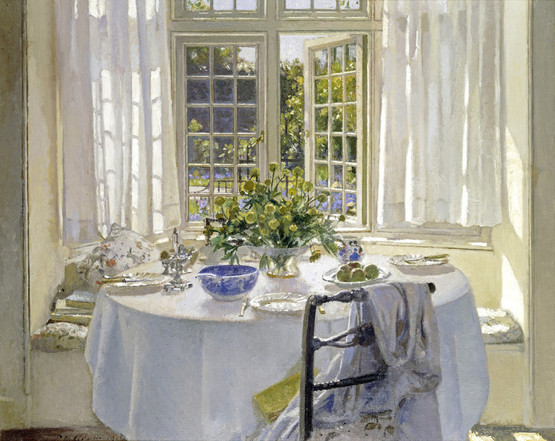 """""""The Morning Room."""" Undated."""