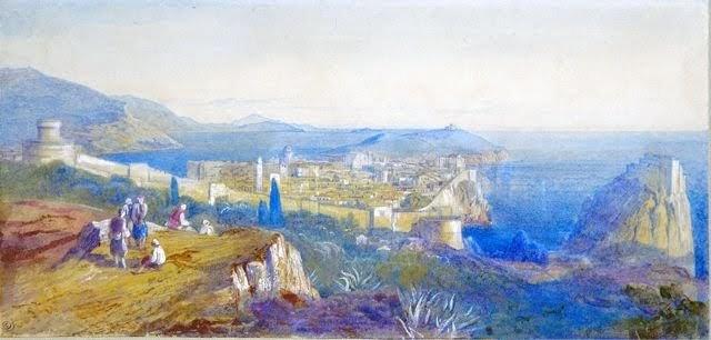 """Dubrovnik."" ca. 1864."