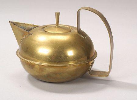 Teapot. Undated.