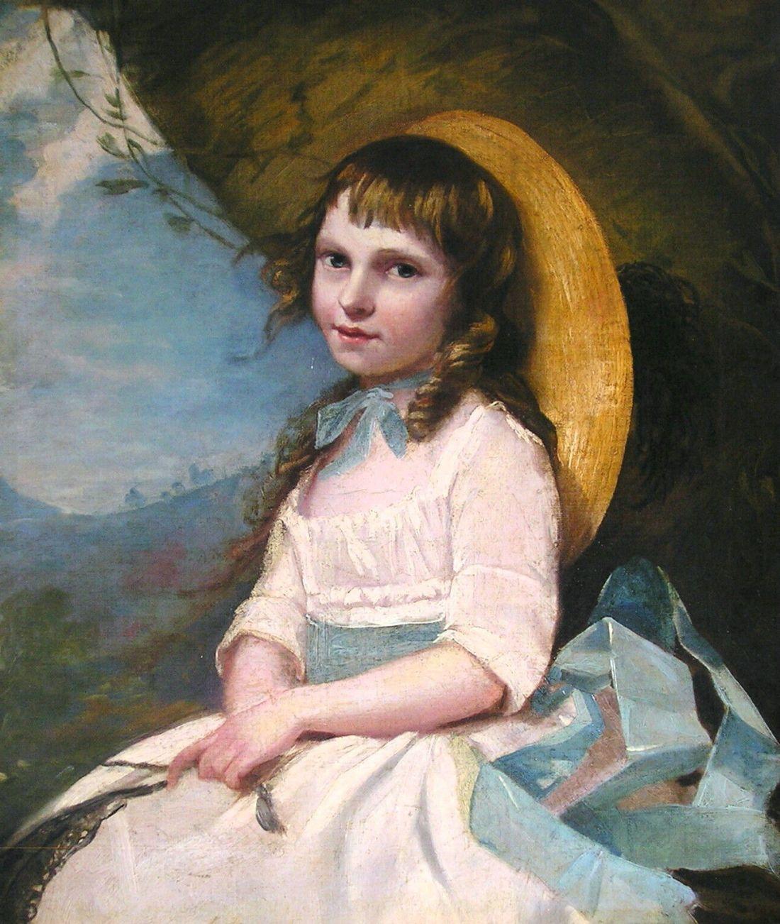 Portrait of Jane Pomeroy. ca. 1790.