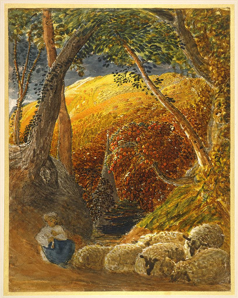 The Magic Apple Tree, by Samuel Palmer