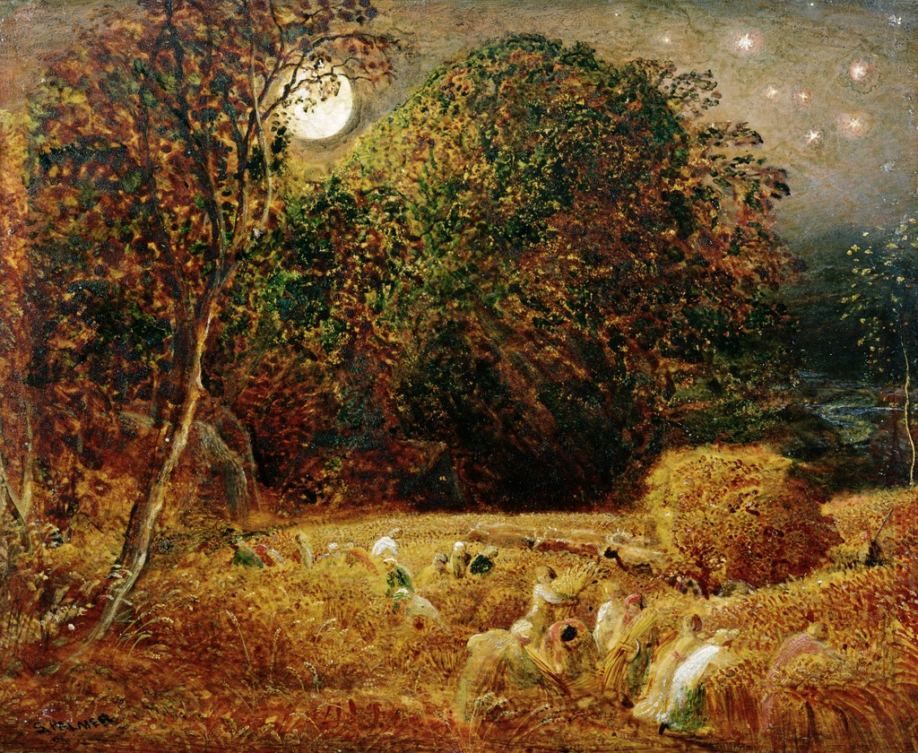 """Harvest Moon."" 19th c."