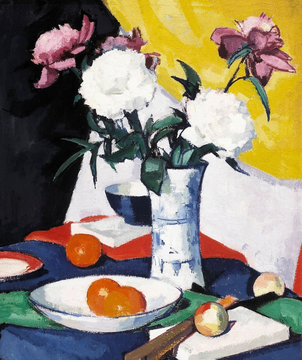 """""""Flowers and Fruit."""" Undated."""