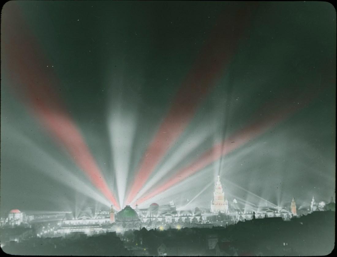 Illuminations, Panama-Pacific International Exposition.