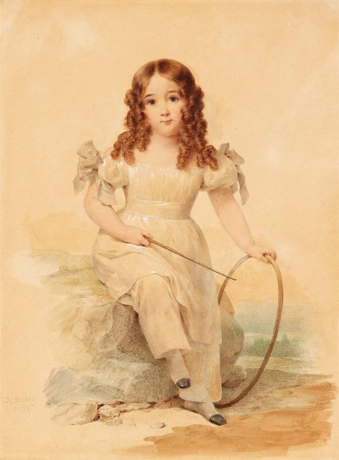 Portrait of Countess Rosa Festetics. 1835.