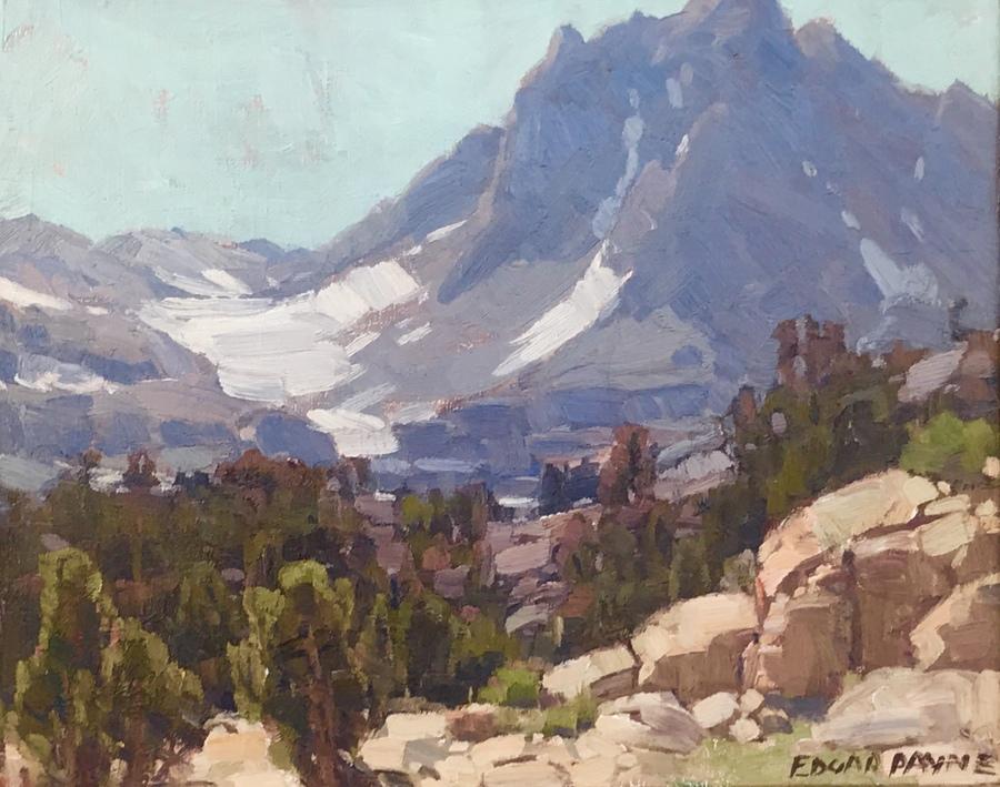 """Big Pine Peaks, Inyo County California."""