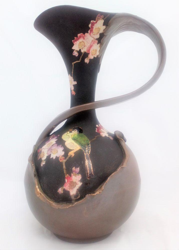 Ewer. 1902 and Art Nouveau in style.