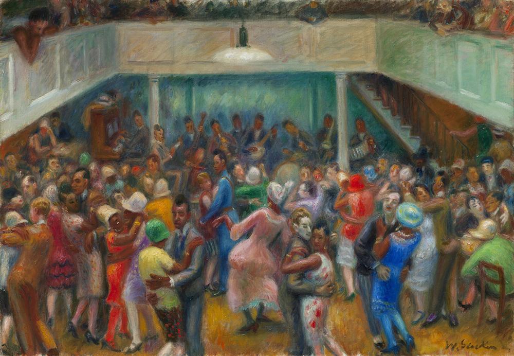 """""""Bal Martinique."""" 1928."""