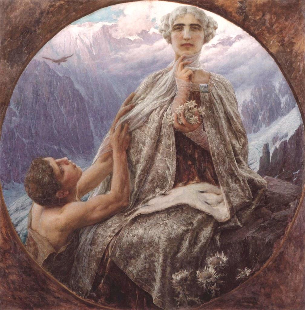 """""""La Vetta."""" 1912."""