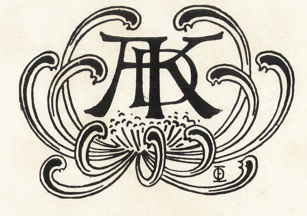 Title page (detail).
