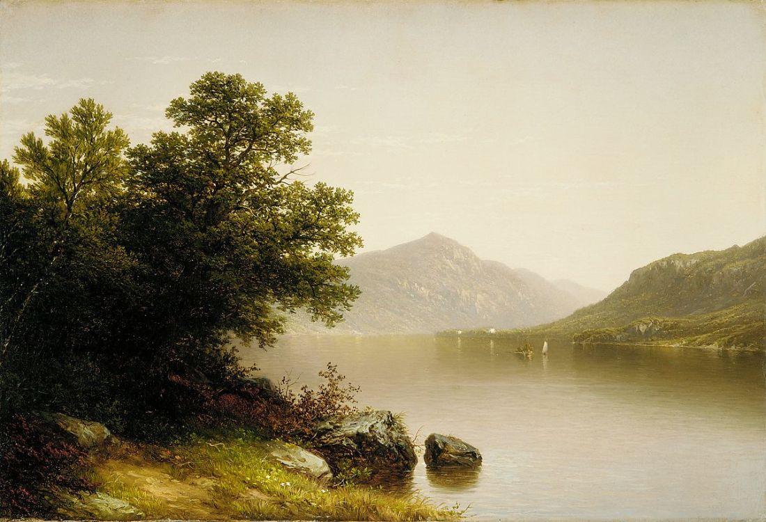 Lake George. 1857.