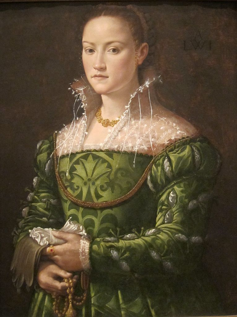 Portrait of a Lady. ca. 1560.